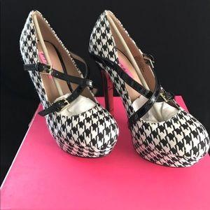 Brand New Betsey Johnson Heels